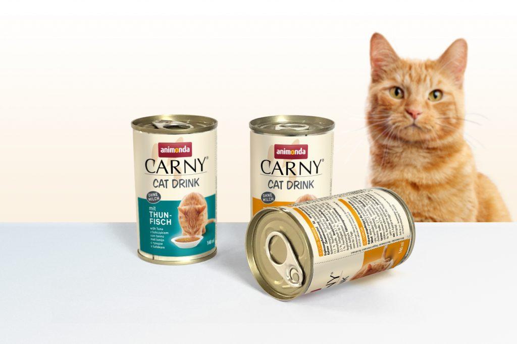 Carny catdrink Design-Entwicklung